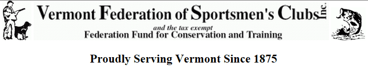 Vermont Federation of Sportsmen's Clubs