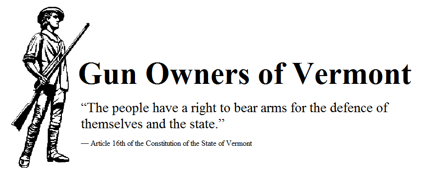 Gun Owners of Vermont